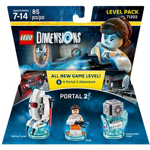 WB Games - LEGO Dimensions Level Pack (Portal 2)