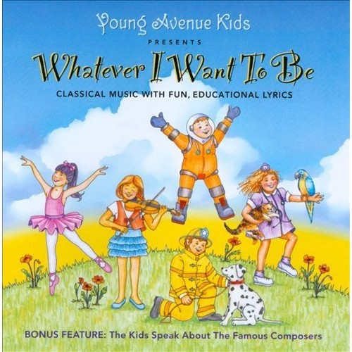 Whatever I Want to Be [CD]