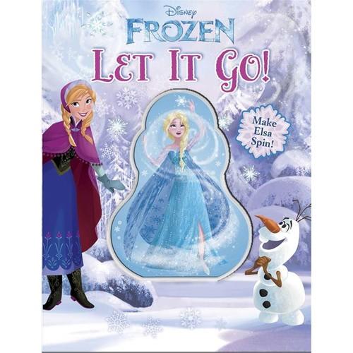 Disney Frozen Let It Go Book