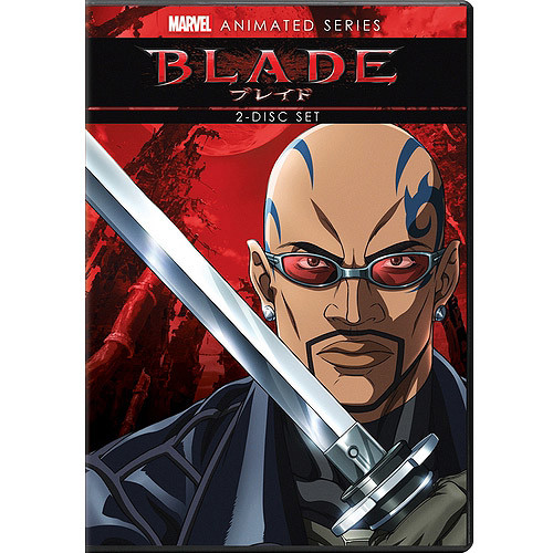 Blade Marvel Animated Series