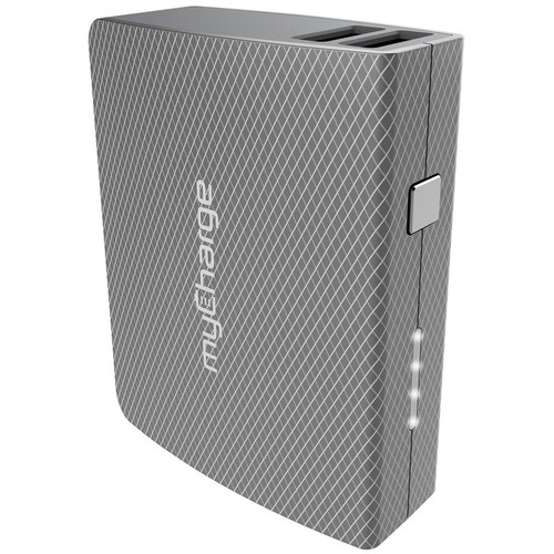 myCharge AmpPlus 4400mAh Portable Charger