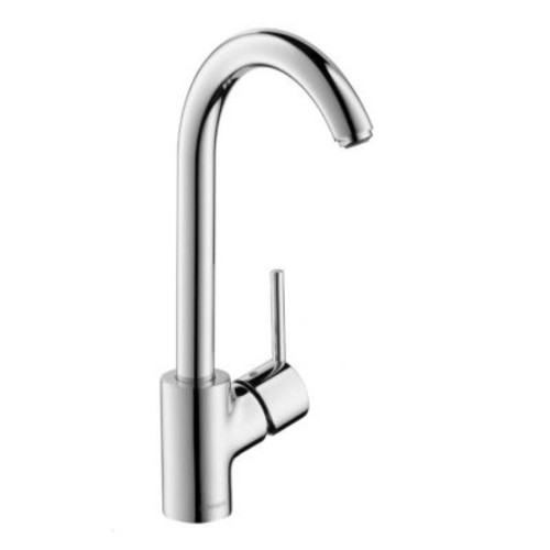Hansgrohe Talis S Single Handle Deck Mounted Kitchen Faucet; Chrome