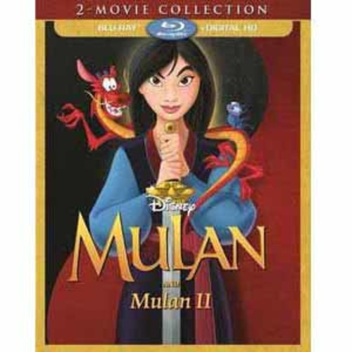 Mulan 2-movie Collection [Blu-Ray] [Digital HD]