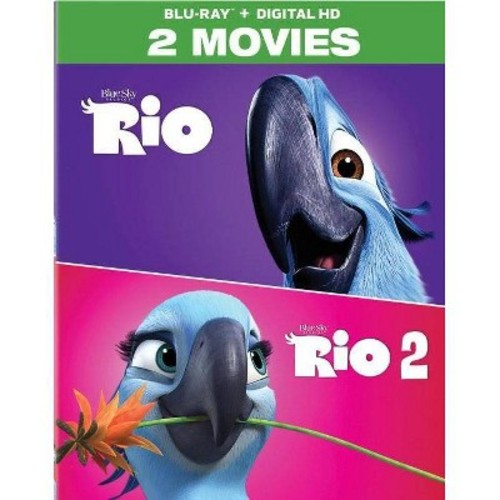 Rio 2 Movie Collection (Blu-ray)
