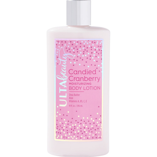 Candied Cranberry Moisturizing Body Lotion
