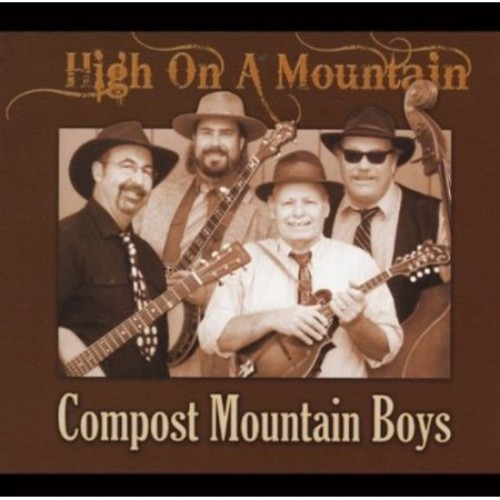 High on a Mountain [CD]