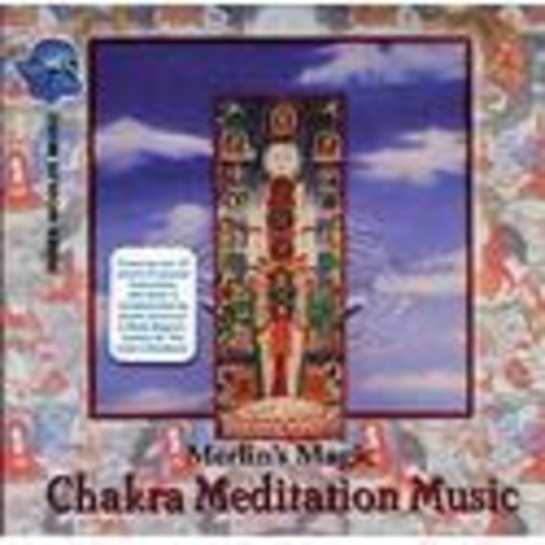 Chakra Meditation Music [CD]