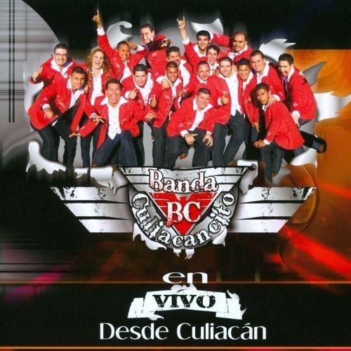 En Vivo Desde Culiacan [CD]