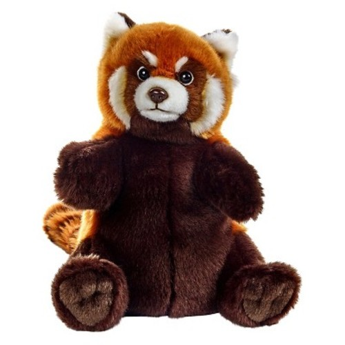 Lelly National Geographic Red Panda Stuffed Hand Puppet