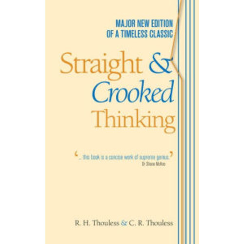Straight and Crooked Thinking: Teach Yourself