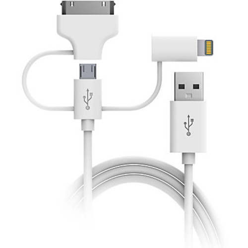 3 in 1 USB Cable w Lightning