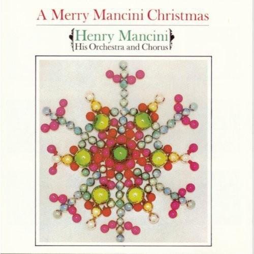 A Merry Mancini Christmas [CD]