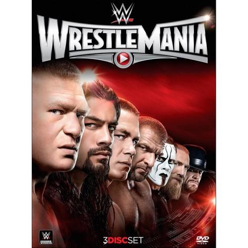 WWE: Wrestlemania XXXI [2 Discs] [DVD] [2015]