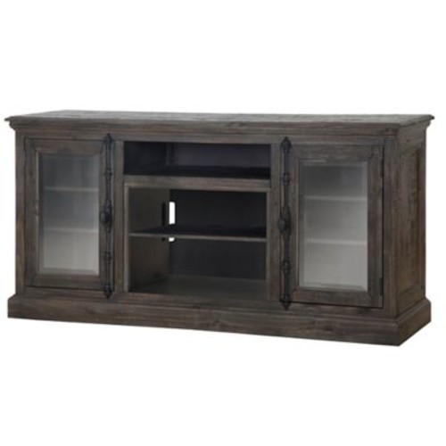 Dimplex Open Storage Space 68'' TV Stand w/ Fireplace