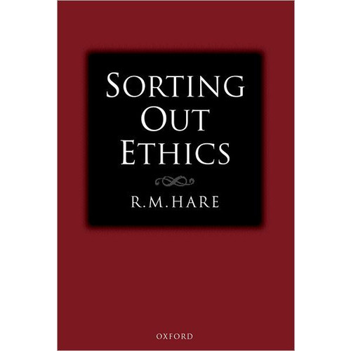 Sorting Out Ethics / Edition 1