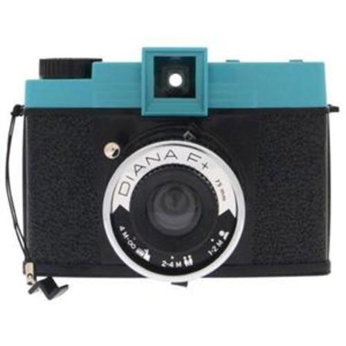 Lomography Diana F+ Medium Format KIT w/ Fish Eye Lens CZLDFFK
