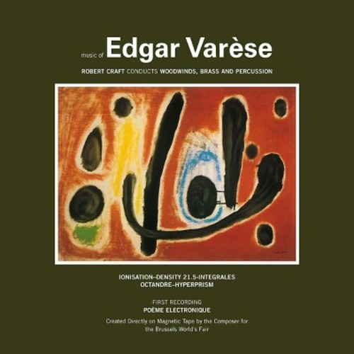 Music of Edgar Varse