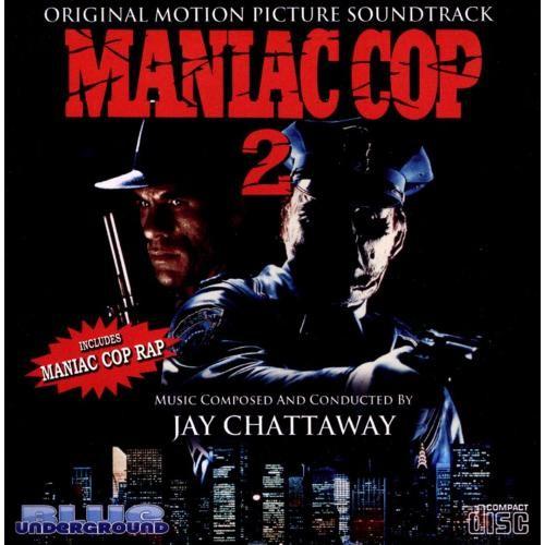Maniac Cop 2 [Original Motion Picture Soundtrack] [CD]