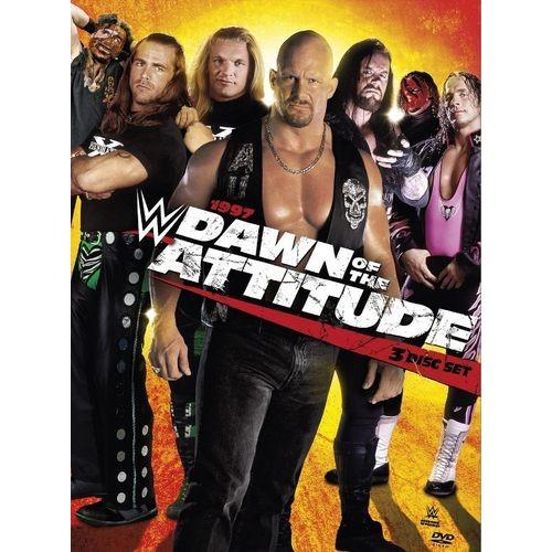 WWE: 1997 - Dawn of the Attitude [3 Discs] [DVD]