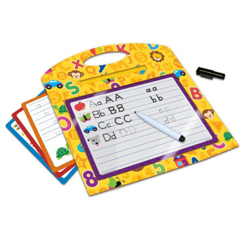 Learning Resources Trace and Learn Writing Activity Set