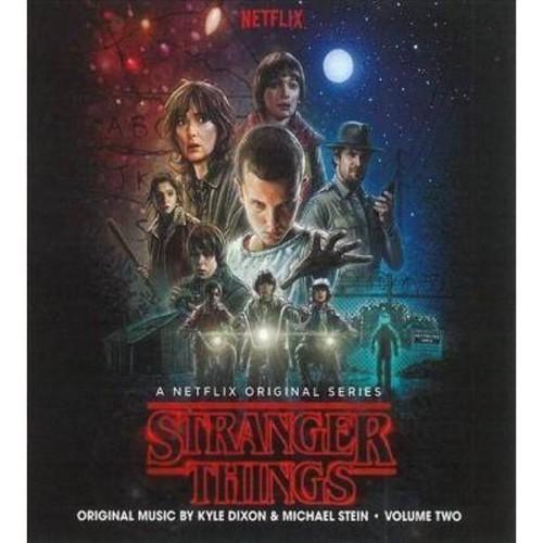 Stranger Things, Vol. 2 [Original Television Soundtrack] [CD]