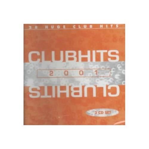 Club Hits 2001 CD