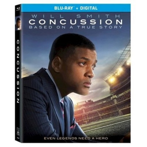 Concussion (Blu-Ray/Digital)