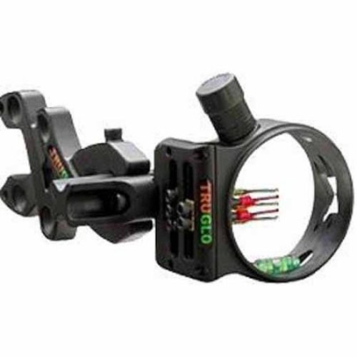 TruGlo Storm 5 Pin Bow Sight with Light, .029