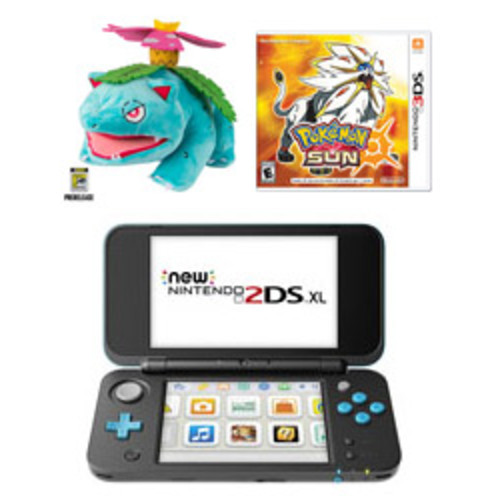 Nintendo 2DS XL Pokemon Fan Bundle