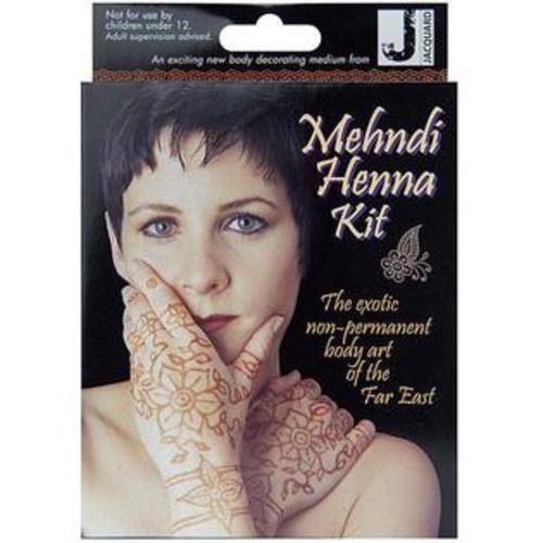 Jacquard Products Jacquard Mehndi Henna Temporary Body Art Kit