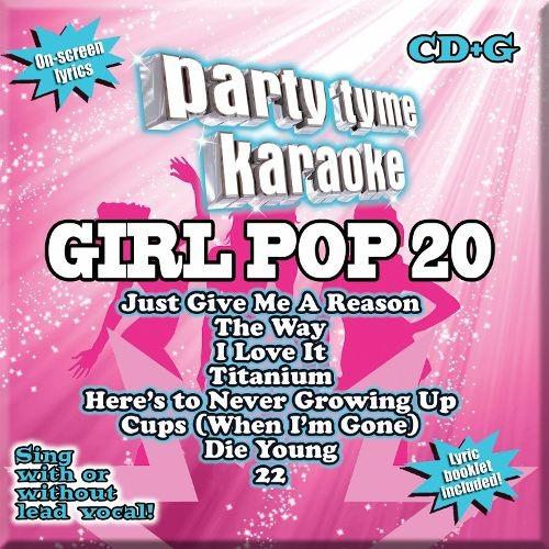 Party Tyme Karaoke: Girl Pop, Vol. 20 [CD + G]
