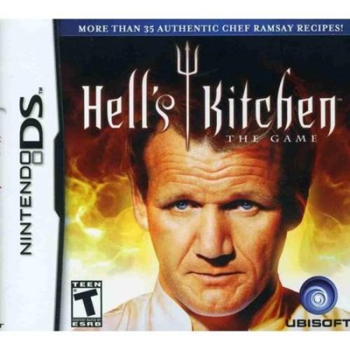 Hell's Kitchen - Nintendo DS [Disc, Nintendo DS]