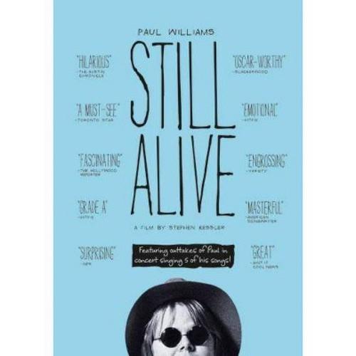 Paul Williams: Still Alive (DVD)