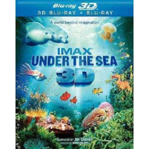 Deep Sea 3D (IMAX) (Blu-ray Disc)