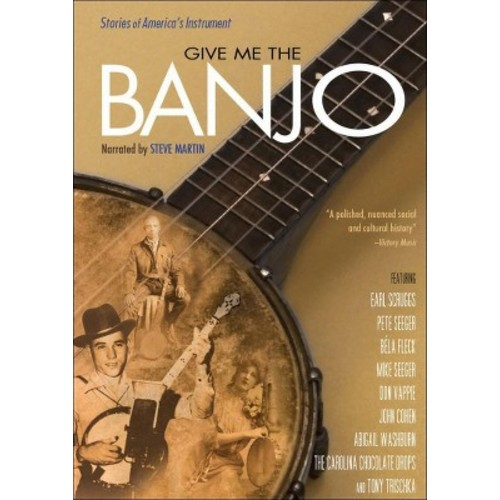 Give Me the Banjo (DVD)