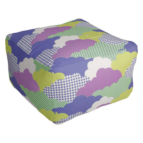 Aimee Wilder Clouds Pouf [Model : Without Insert]