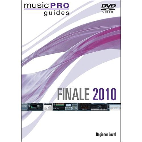 Musicpro Guides: Finale 2010 - Beginner Level [DVD]