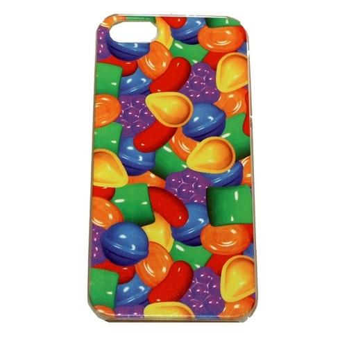 Candy Crush iPhone 5 Case Multi Colored
