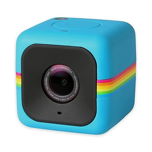 Polaroid Cube+ Lifestyle Action Video Camera in Blue