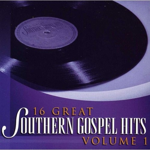 16 Great Southern Gospel Hits Vol. 1 CD