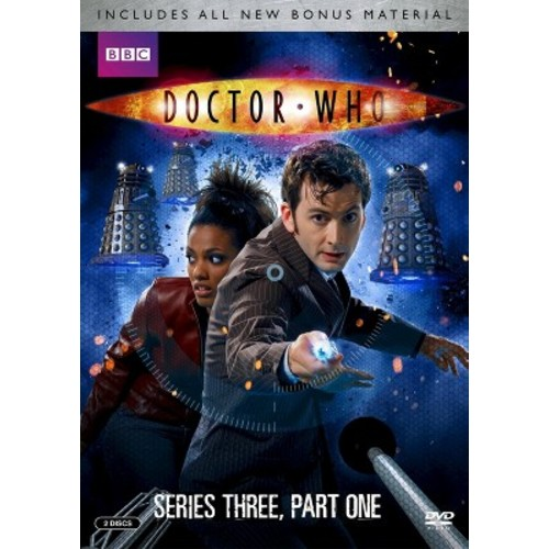 Doctor Who: Series Three, Part One [2 Discs]