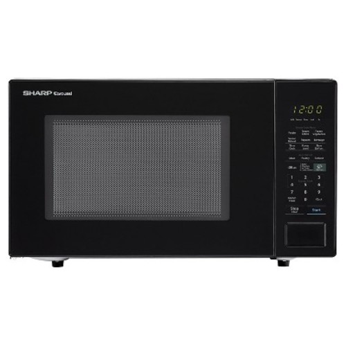 1.4 Cu Ft 1000w microwave with 12.75