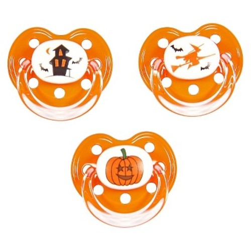 MeaMagic Halloween Pacifier Set