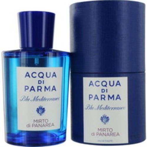 Acqua Di Parma Blue Mediterraneo by Acqua Di Parma Eau De Toilette Spray Mirto Di Panarea, 5 OZ