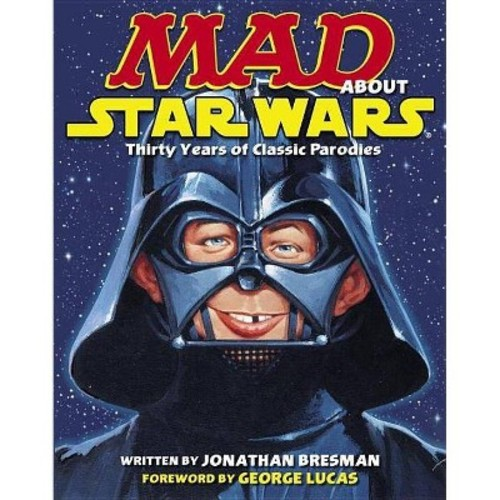 Mad About Star Wars (Paperback) (Jonathan Bresman)