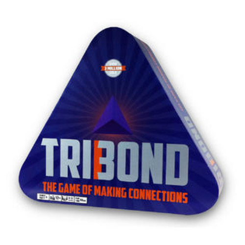 PlayMonster Tribond Card Game