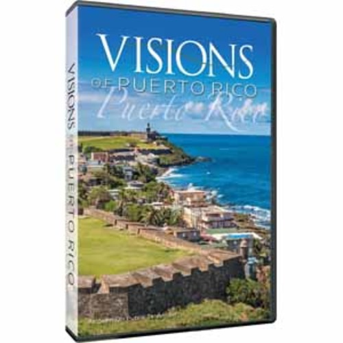Visions Of Puerto Rico (DVD)