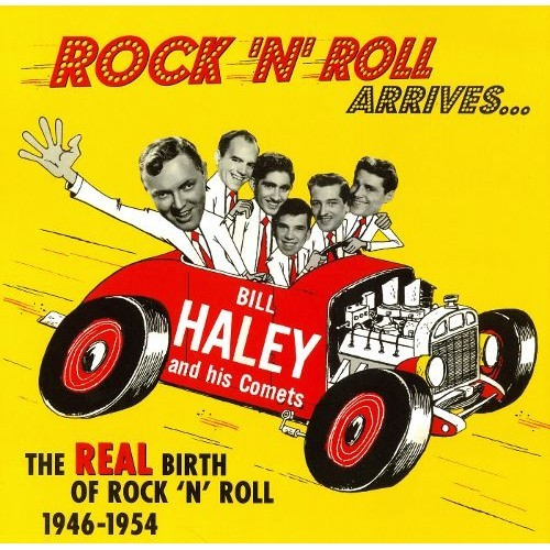 The Real Birth of Rock N Roll Arrives: 1946-1954 [CD]