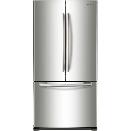 Samsung RF20HFENBSR 20 cu. ft. French Door Refrigerator w/ Twin Cooling System - Stainless Steel