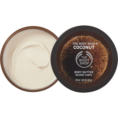 Travel Size Coconut Body Butter